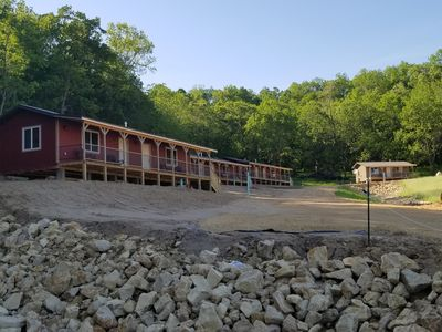 Photo for Modern lodging nestled in the valley within minutes of the beautiful Lake Pepin.