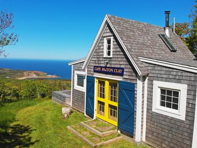 Photo for Deep Blue Sea Cottage with Incredible Views