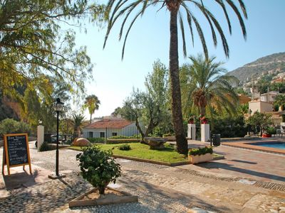 Photo for Lovely apartment for 9 guests with WIFI, pool, TV, balcony and parking