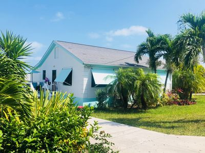 Photo for Beautiful 2 Bed/2 Bath House Steps from White Sand Beach