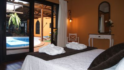 Photo for Fuerteventura, Canary Islands, Spain Full use heated pool and Jacuzzi