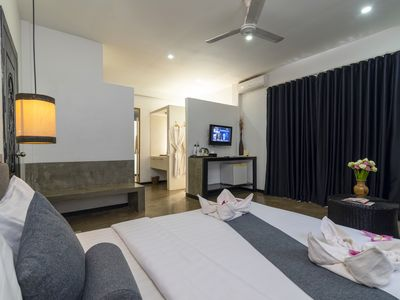 Photo for Private Deluxe Room - free pick up