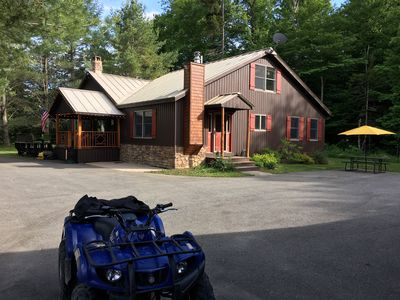 Photo for 3BR House Vacation Rental in Eagle Bay, New York