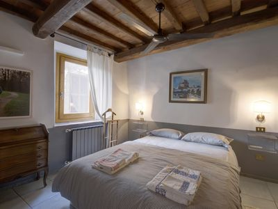 Photo for Cosy Medieval Townhouse, between lake, sea, thermal baths, Rome, Viterbo, Umbria