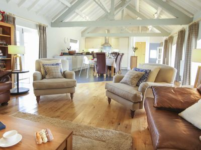 Photo for TY SIAM, family friendly, with open fire in Newborough, Ref 1009094
