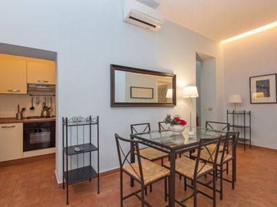 Photo for Apartment 7 m from the center of Rome with Internet, Air conditioning (148489)