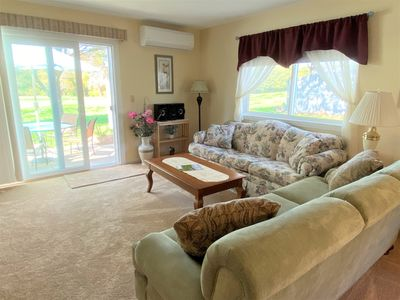 Photo for Ocean Edge, Patio Style, Golf Course Views, 3 ACs, WIFI & 6 Pool Passes (Fees Apply) - SU0080