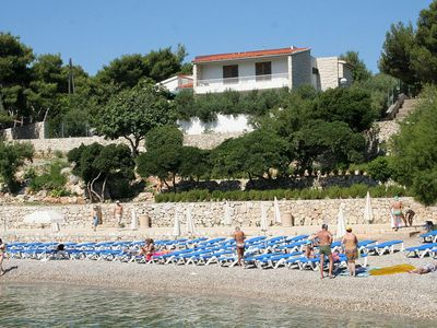 Photo for Apartment in Hvar (Hvar), capacity 2+0