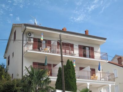 Photo for Apartments Rozarija, (13546), Dramalj, crikvenica riviera, Croatia