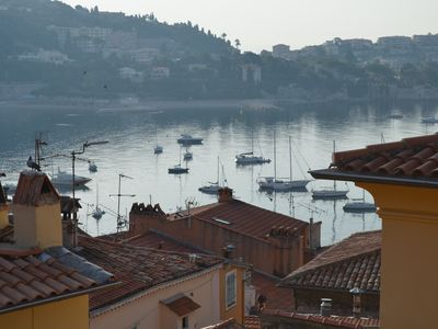 """Photo for """"Entre Ciel et Mer"""" - Spacious Old Town Loft - Bright with Spectacular Views"""