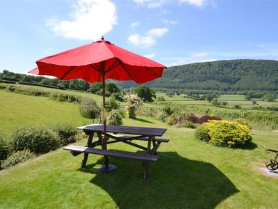 Photo for Vacation home Conwy Valley View in Llanrwst - 5 persons, 2 bedrooms