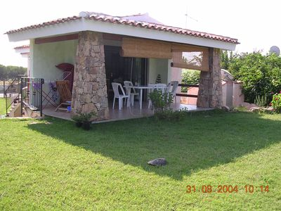Photo for House with garden, 100 meters from the sea