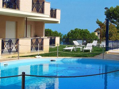 Photo for One bedroom Apartment, sleeps 4 in Santa Maria a Valle with Air Con and WiFi