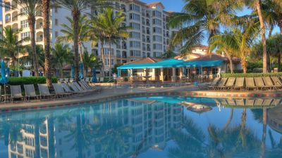 Photo for 5 Star Resort! Great for families! ON BEAUTIFUL PALM BEACH SHORES, FL -
