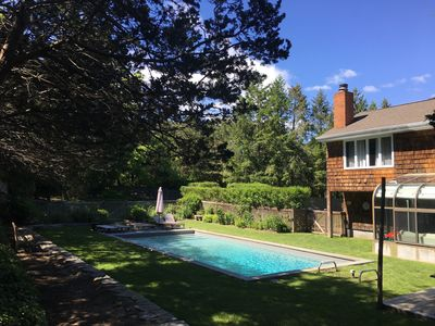Photo for 4 Bedroom 3 Bath Oasis In Southampton With Pool