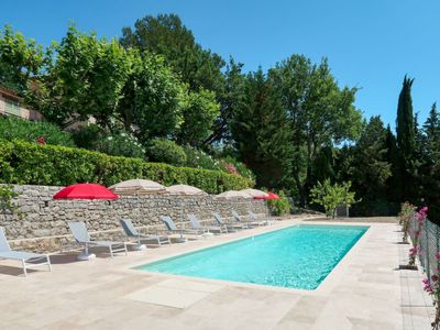 Photo for Vacation home Domaine de Bramafan (PLS120) in Plascassier - 6 persons, 3 bedrooms