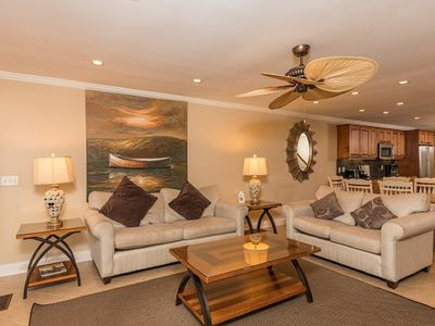 Photo for Oceanside Villa w/ Wild Dunes Amenities!