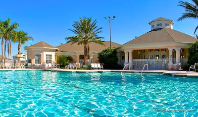 Photo for Cozy 3 bedroom Resort Condo Only 2 Miles to Disney