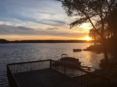 All Seasons Retreat on Private, All Sports Lake Sapphire