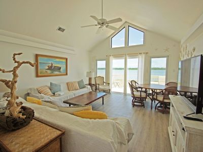 Photo for Lagoon Front Home, Up to $100 discount pass included!