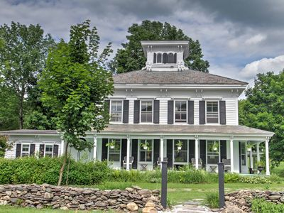 Photo for 6BR Villa Vacation Rental in Rupert, Vermont