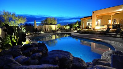 Your private oasis awaits