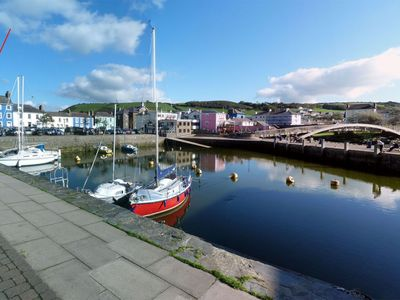 Photo for The Aberaeron Apartment - Two Bedroom Apartment, Sleeps 4