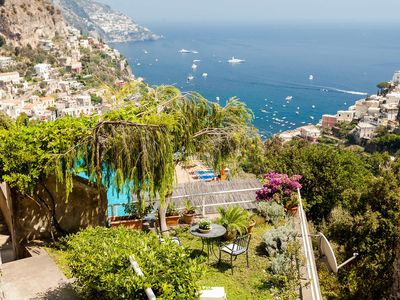 Photo for Casa Dorothea 3 in Positano, with 6 bedrooms, 12 sleeps, shared pool