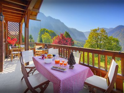 Photo for Enjoy peace, great skiing at this 4* stylish Alpine chalet - OVO Network