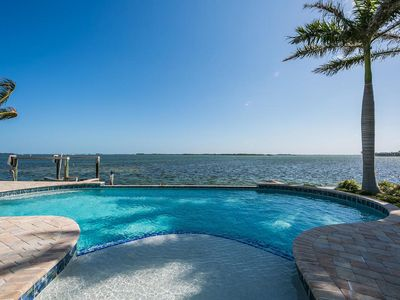 Photo for Casa Bella- Intracoastal front home close to beach and bridge street.     Free Wifi