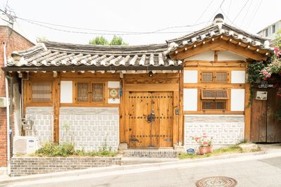 Traditional house@ palace &insadong