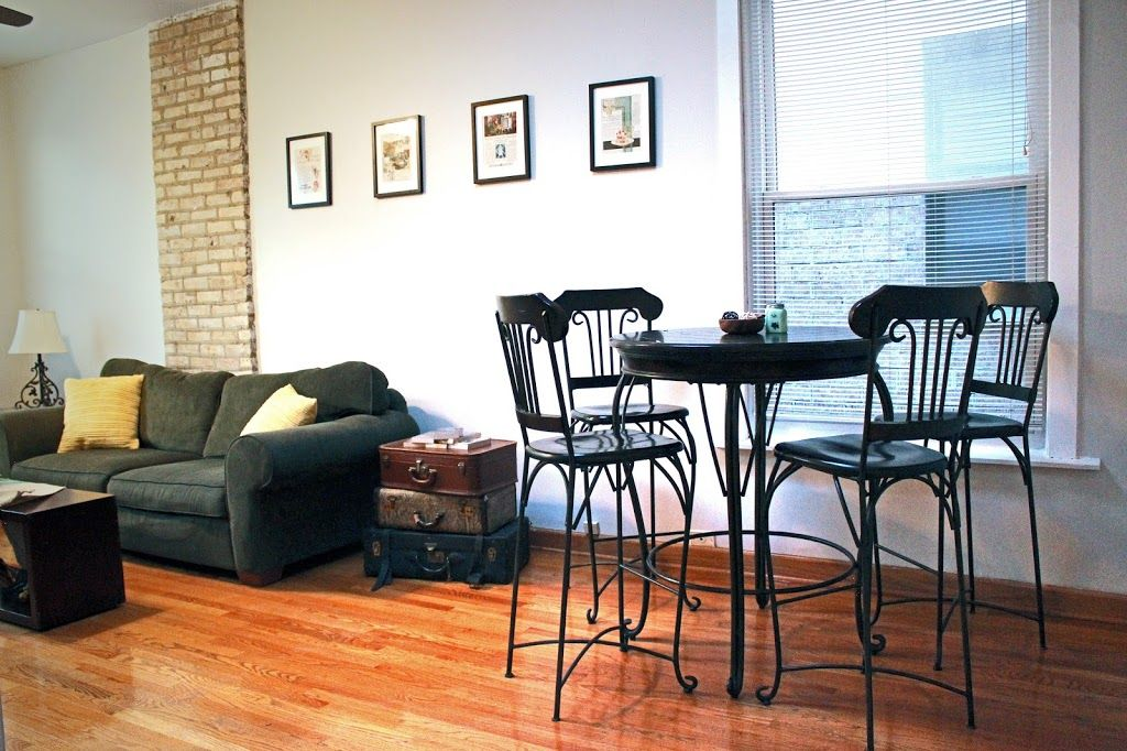 Apartment in Chicago with Air conditioning, Parking, Terrace, Washing machine (699854)