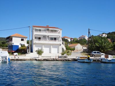 Photo for Apartments Mirko, (11849), Vinišće, Trogir riviera, Croatia