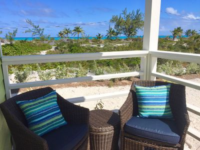 NEW RENTAL! BEACH BLANKET - Fun Colorful Beach House on Amazing Jimmy Hill Beach