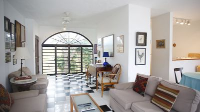 Photo for Cute Penthouse with Terrace in Old San Juan