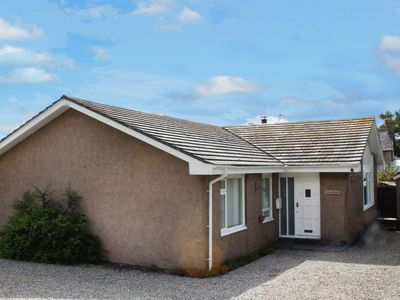 Photo for 3 bedroom detached holiday home just beside Royal Dornoch Golf Club & Dornoch beach.