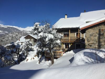 Cottage 6 people 75m2, classified 3 stars, Near Plagne Montalbert