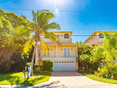 Custom Home with Private Heated Pool! Located in Holmes Beach