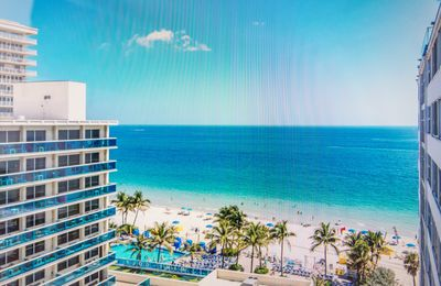 Photo for Ocean Manor 3BR Beach Condo 911