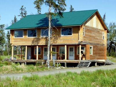 True Alaskan Lodging
