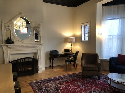 Photo for Executive apartment in historic  property in Center Square, Albany