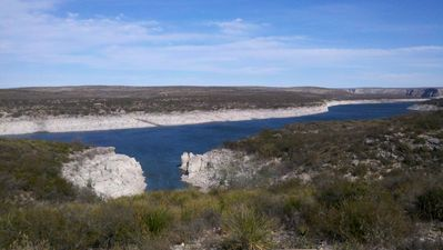 Photo for Enjoy A Private Waterfront House On Lake Amistad/Devils River