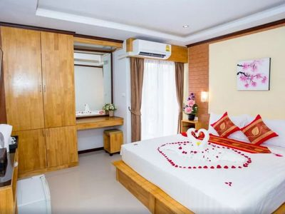 Photo for Phunara Residence - Deluxe Double With Balcony - 3