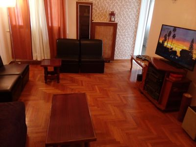 Photo for 120 Sq/m Apartment ~ Fully-Equipped And Close To Port And Subway.ΑΜΑ:00000261674