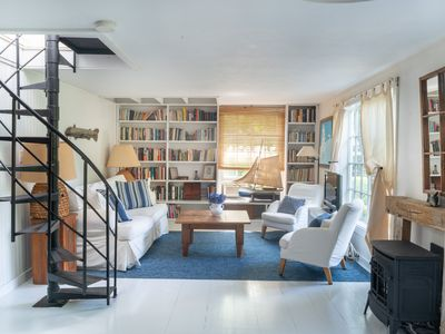 Photo for Sag Harbor Charmer - 2 Bedroom Cottage; Walk to Town