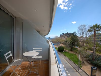 Photo for BEACH APARTMENT 3 in TOSSA DE MAR