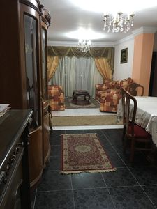 Photo for 2BR Apartment Vacation Rental in AlRehab, New Cairo