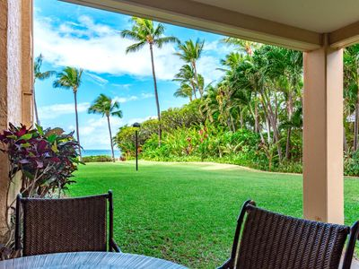 Photo for K B M Hawaii: Ocean Views, Extra Large Corner Suite 2 Bedroom, FREE car! Oct & Dec Specials From only $229!