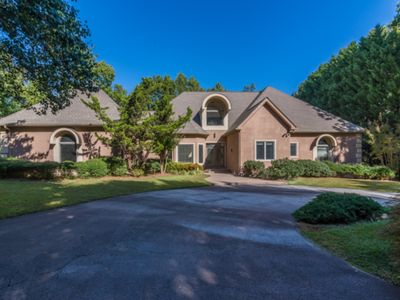 Photo for Scenic mountain estate home,on 30 acres with privacy close to all amenities.