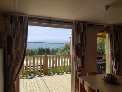 Photo for Camping Mar Estang 4 * with magical view SIBLU VILLAGE - CANET EN ROUSSILLON